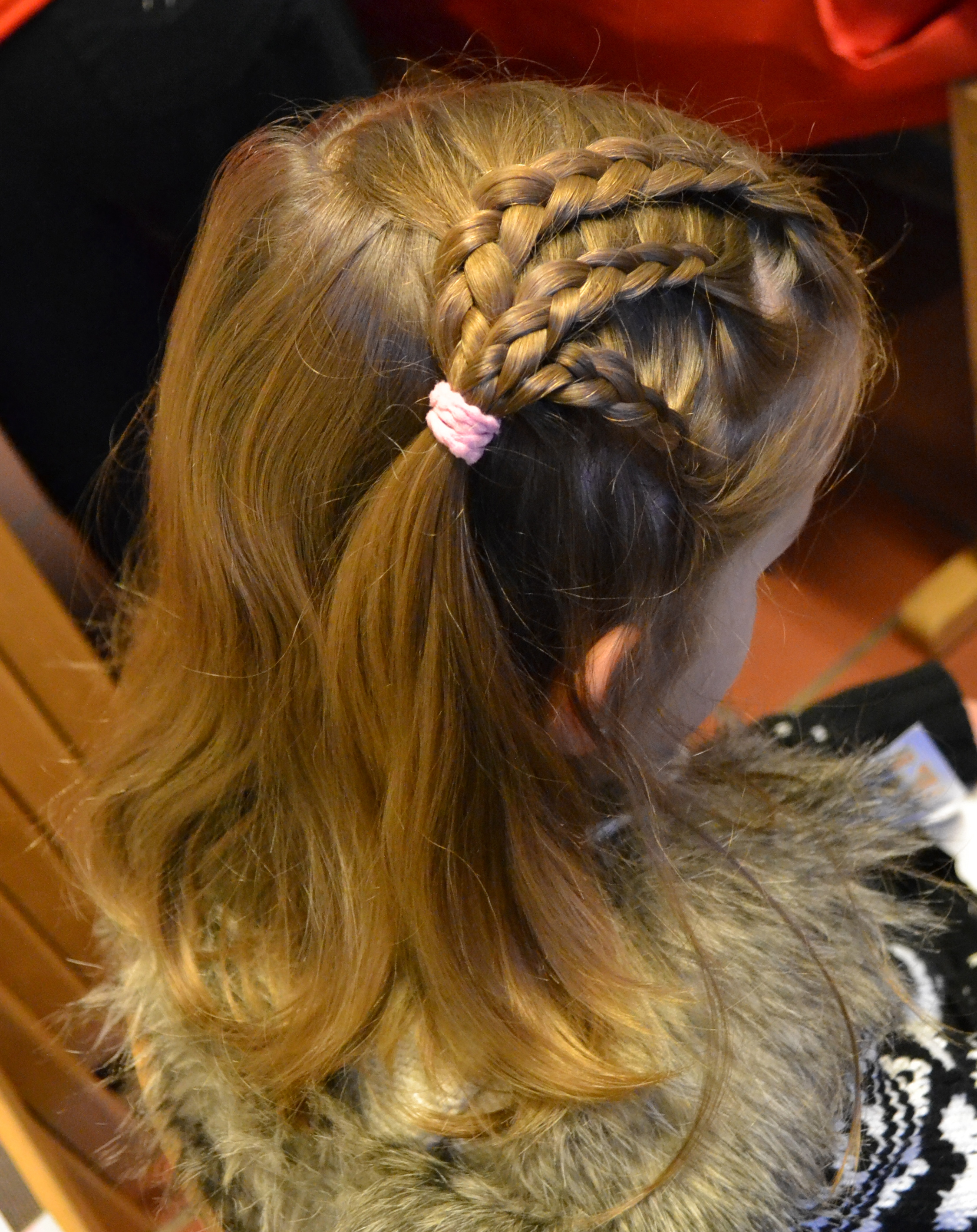 triple dutch lace braid