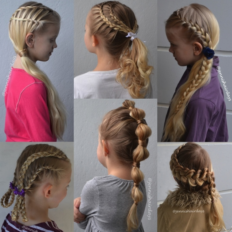 Mitä opit lettikurssilla, learn these at Jenni's Hairdays Braiding course