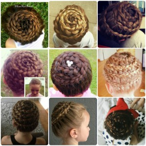 Spiral braids, Jenni's Hairdays Spiral Braid, JHDSpiralbraid