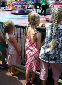 Frozen braids for Disneyland Paris