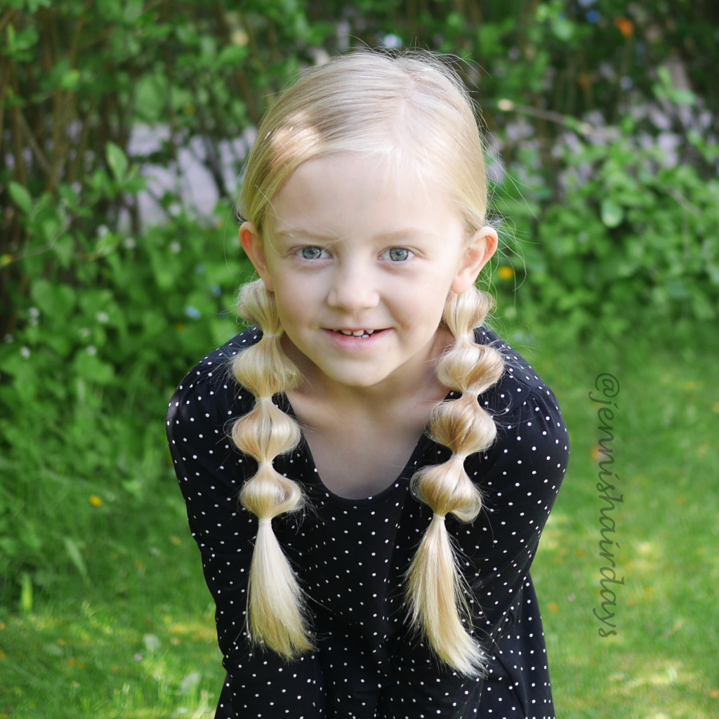 back-to-school hair style, koulu letti