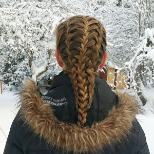 french braid combo